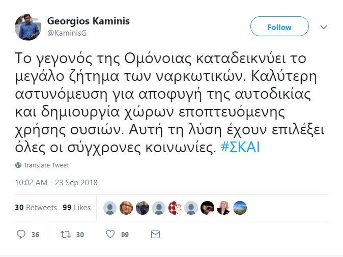 καμίνης κωστόπουλος