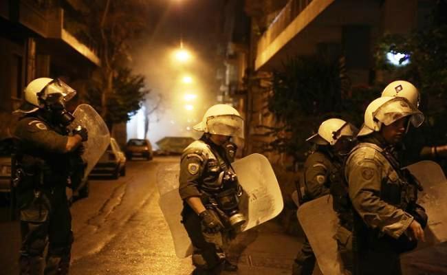 ΜΑΤ, Μπάτσοι, αστυνομία, Εξάρχεια