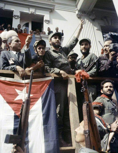 Κάστρο, Κούβα, Φιντέλ, Επανάσταση, Τσε
