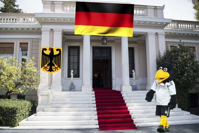 Γερμανία, Μέρκελ, Τσίπρας