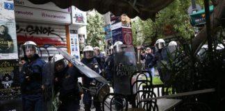 μπάτσοι, αστυνομία, συλλήψεις, Εξάρχεια