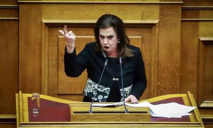 Μεγαλοοικονόμου, Βουλή, παραίτηση ΣΥΡΙΖΑ