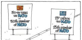 ΝΑΤΟ, Σκόπια, Μακεδονία, Πρέσπες