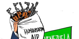 ΗΠΑ, Βενεζουέλα, Μαδούρο, Ανθρωπιστική