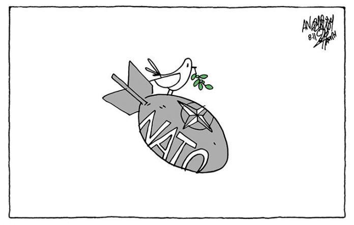 ΝΑΤΟ, Ειρήνη, Πόλεμος