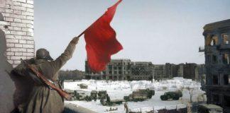 Κόκκινος Στρατός, Σοβιετική Ένωση, Ναζί, Γερμανία