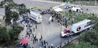 Μαδούρο, Βενεζουέλα, Βοήθεια, Πραξικοπημα