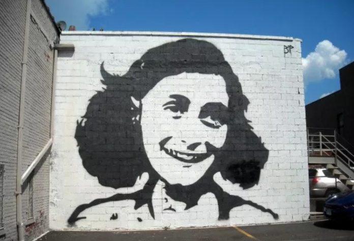Αννα Φρανκ. Εβραία, Ναζί, κατοχή